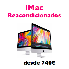 iMac reacondicionados